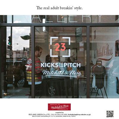 本格派大人のB系はMitchell&Ness(ミッチェルアンドネス)の正規代理店です。