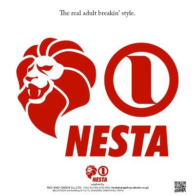 本格派大人のB系はNESTA-BRAND(ネスタブランド)の正規代理店です。