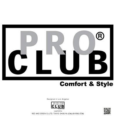 本格派大人のB系はPROCLUB(プロクラブ)の正規代理店です。