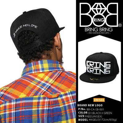 BRING-BRING(ブリンブリン)のキャップ(帽子)