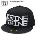 b系 ヒップホップ ストリート系 ファッション メンズ レディース 帽子 【BB-CA-SB-002】≪BRAND NEW LOGO≫ BRINGBRIN…