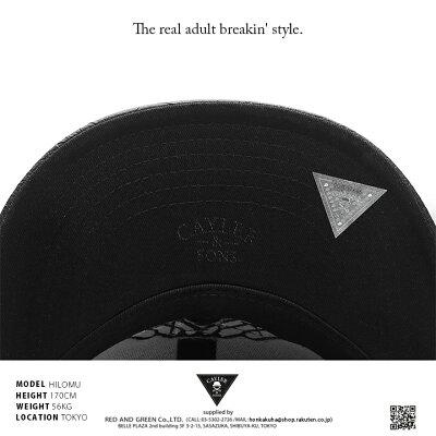 Cayler&Sons(ケイラーアンドサンズ)のキャップ(帽子)