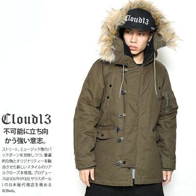 CLOUD13(クラウドサーティーン)のミリタリージャケット