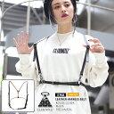 かっこいい ハーネスベルト クラブノイズ CLUB NO1Z 【CN-BE-LG-004】 メンズ レディース サッシュベルト サスペンダー ウエストマーク…