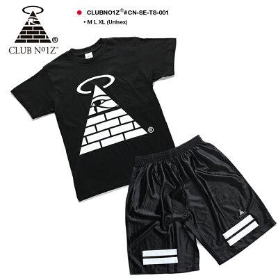 CLUBNO1Z(クラブノイズ)のセットアップ(半袖)