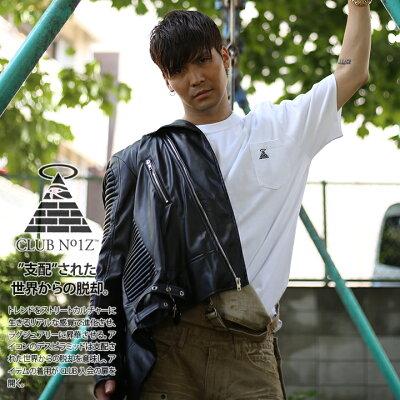 CLUBNO1Z(クラブノイズ)のTシャツ(シンプル)