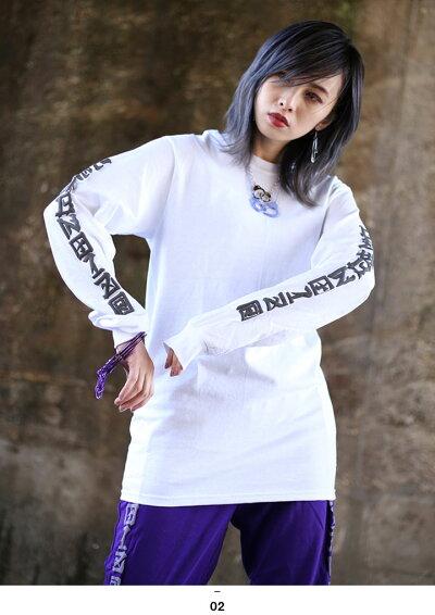 CLUBNO1Z(クラブノイズ)のロンT(長袖Tシャツ)