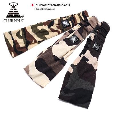CLUBNO1Z(クラブノイズ)のヘアバンド(ヘッドバンド)