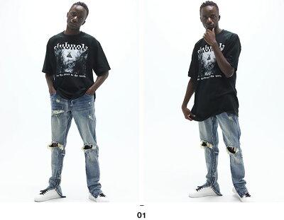 CLUBNO1Z(クラブノイズ)のジーンズ(ロングパンツ・ジーパン)