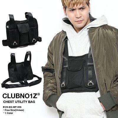 CLUBNO1Z(クラブノイズ)のチェストバッグ(ボディバッグ)