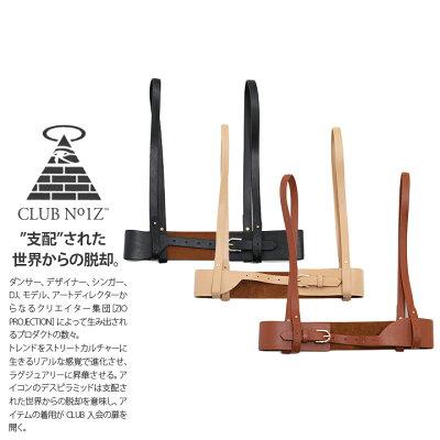 CLUBNO1Z(クラブノイズ)のサスペンダー