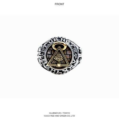 CLUBNO1Z(クラブノイズ)の指輪(リング)