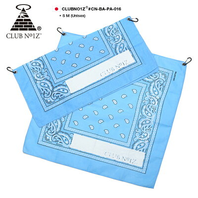 CLUBNO1Z(クラブノイズ)のバンダナ
