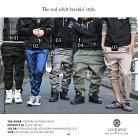 CLUB NO1ZxACE FLAGコラボレーションモデル【CN-LP-SW-001】シンプルシャカパン トラックパ…
