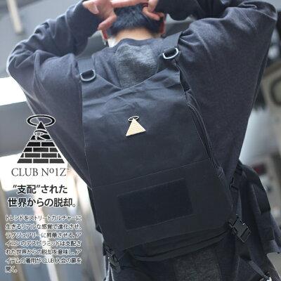 CLUBNO1Z(クラブノイズ)のリュック(バックパック)