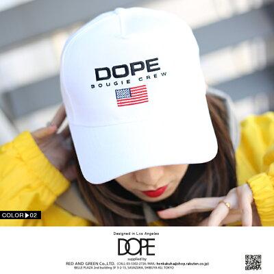 DOPE(ドープ)のハイクラウンキャップ(帽子)