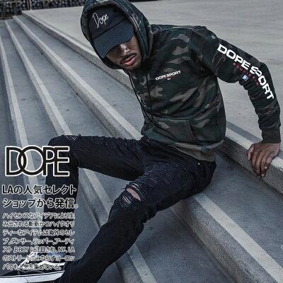 DOPE(ドープ)のローキャップ(帽子)
