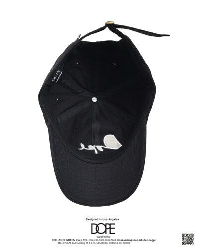 DOPE(ドープ)のボールキャップ(帽子)