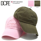 ドープ DOPE 帽子 キャップ ローキャップ ボールキャップ CAP メンズ レディース ピンク オ…