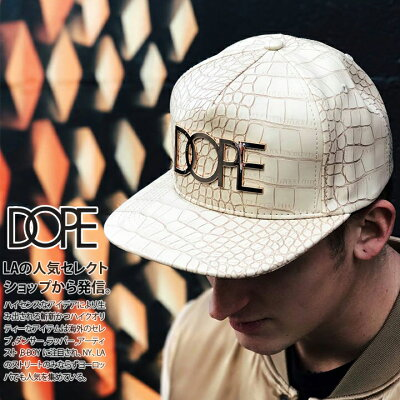 DOPE(ドープ)のキャップ(帽子)