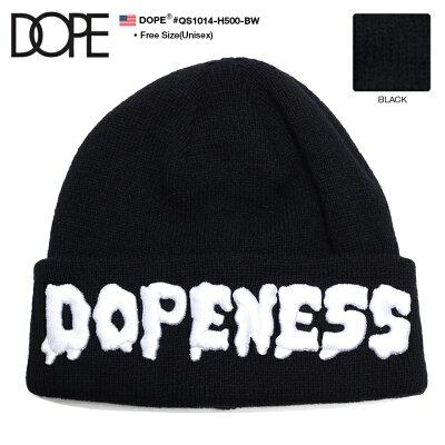 DOPE(ドープ)のニットキャップ(帽子)