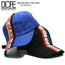 ドープスポーツ DOPE SPORTS 帽子 キャップ ジェットキャップ マウンテンキャップ CAP メンズ レディース 青 黒 男女兼用 b系 ヒップホップ ストリート系 ファッション ブランド ラ