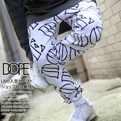 DOPE(ドープ)のジョガーパンツ(ロングパンツ)