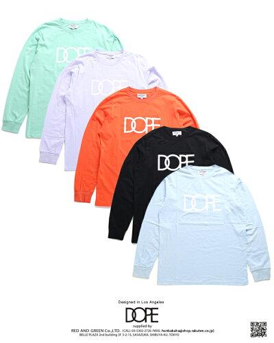 DOPE(ドープ)のロンT(長袖Tシャツ)