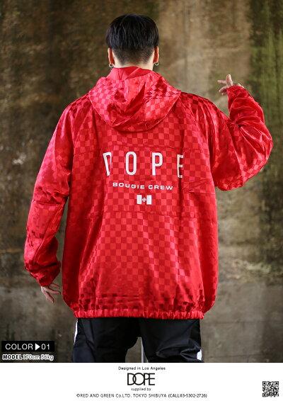 DOPE(ドープ)のウインドブレイカー(アウター)