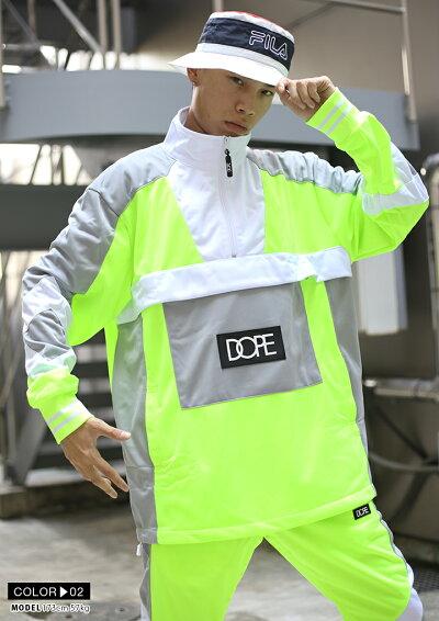 DOPE(ドープ)のトラックジャケット(アウター)