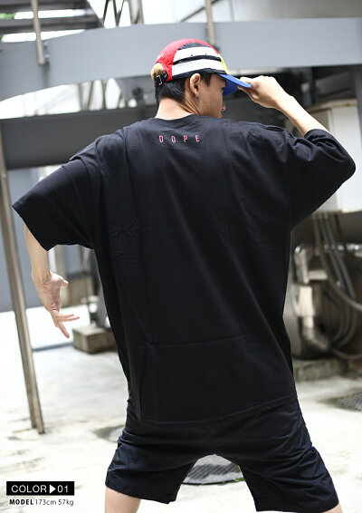 DOPE(ドープ)のTシャツ(BOXロゴ)