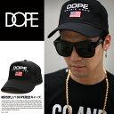 【送料無料】b系 ヒップホップ ストリート系 ファッション メンズ レディース キャップ 【16DP-STSPRTCP-BK】ドープ DOPE 限定品 CAP …