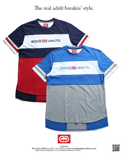 ECKO-UNLTD(エコーアンリミテッド)のTシャツ(ロゴ)