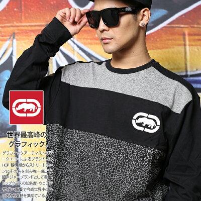 ECKO-UNLTD(エコーアンリミテッド)のロンT(長袖Tシャツ)