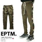 EPTM(エピトミ)のトラックパンツ(イージーロングパンツ・ジャージパンツ)