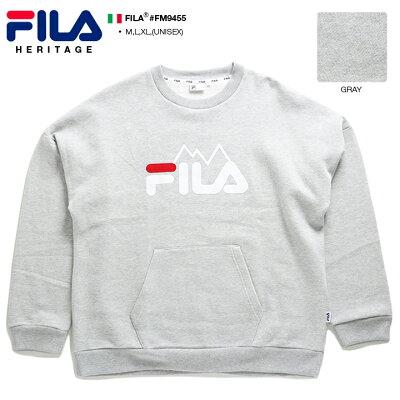 FILA(フィラ)のトレーナー(スウェット)