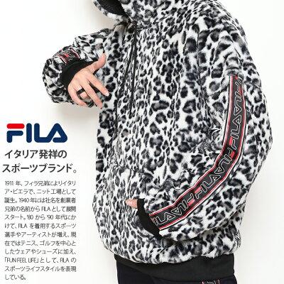 FILA(フィラ)のフェイクファージャケット(アウター)