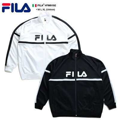 FILA(フィラ)のトラックジャケット(アウター)