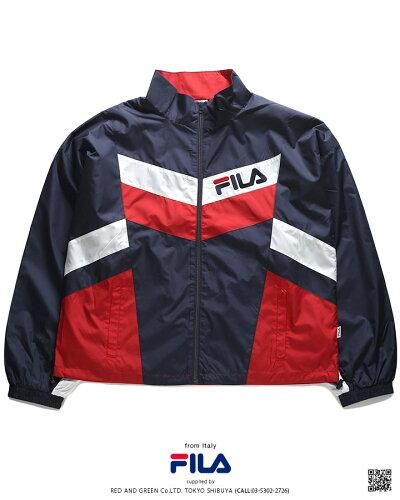 FILA(フィラ)のウインドブレイカー(アウター)
