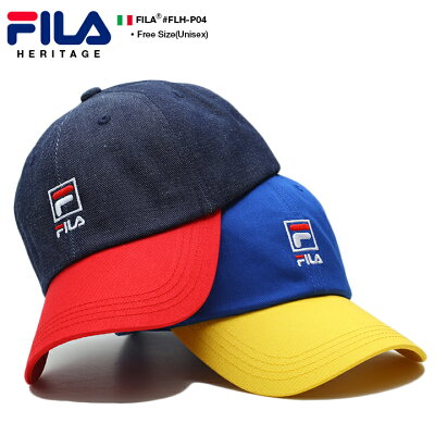 FILA(フィラ)のキャップ(帽子)