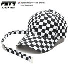 FLYING NINETY ローキャップ 帽子 【17FN-SP007H】 フライングナインティ ボールキャップ か…