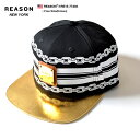 b系 ヒップホップ ストリート系 ファッション メンズ レディース スナップバック キャップ REASON/リーズン【RE15-774…
