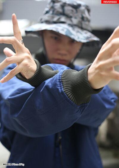 防衛省自衛隊グッズのパイロットジャンパー(アウター)