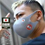 アグレッサー部隊のマスク(ドクロ)