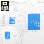 ブルーインパルス(防衛省航空自衛隊グッズ)のロンT(長袖Tシャツ)