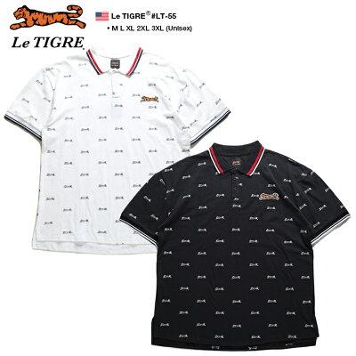 LeTIGRE(ルティグレ)のポロシャツ(半袖)