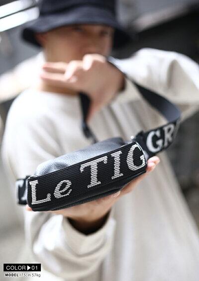 LeTIGRE(ルティグレ)のサコッシュ(ポーチ)