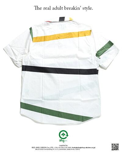 LRG(エルアールジー)の半袖シャツ(チェック柄)