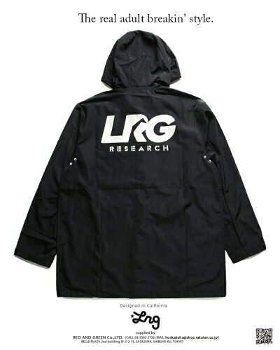 LRG(エルアールジー)のコーチジャケット(アウター)