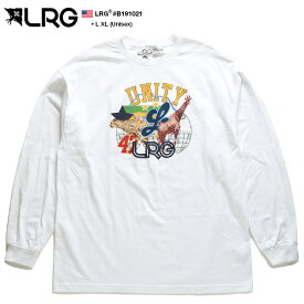 エルアールジー LRG ロンT ロングスリーブTシャツ 長袖 メンズ 白 L XL 2L LL 大きいサイズ b系 ヒップホップ ストリート系 ファッション ブランド 服 かっこいい おしゃれ ジャマイカ ナンバー 地球 ビッグシルエット オーバーサイズ アメカジ アウトドア スポーツ B191021